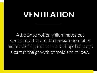 Attic Bright - Ventilation