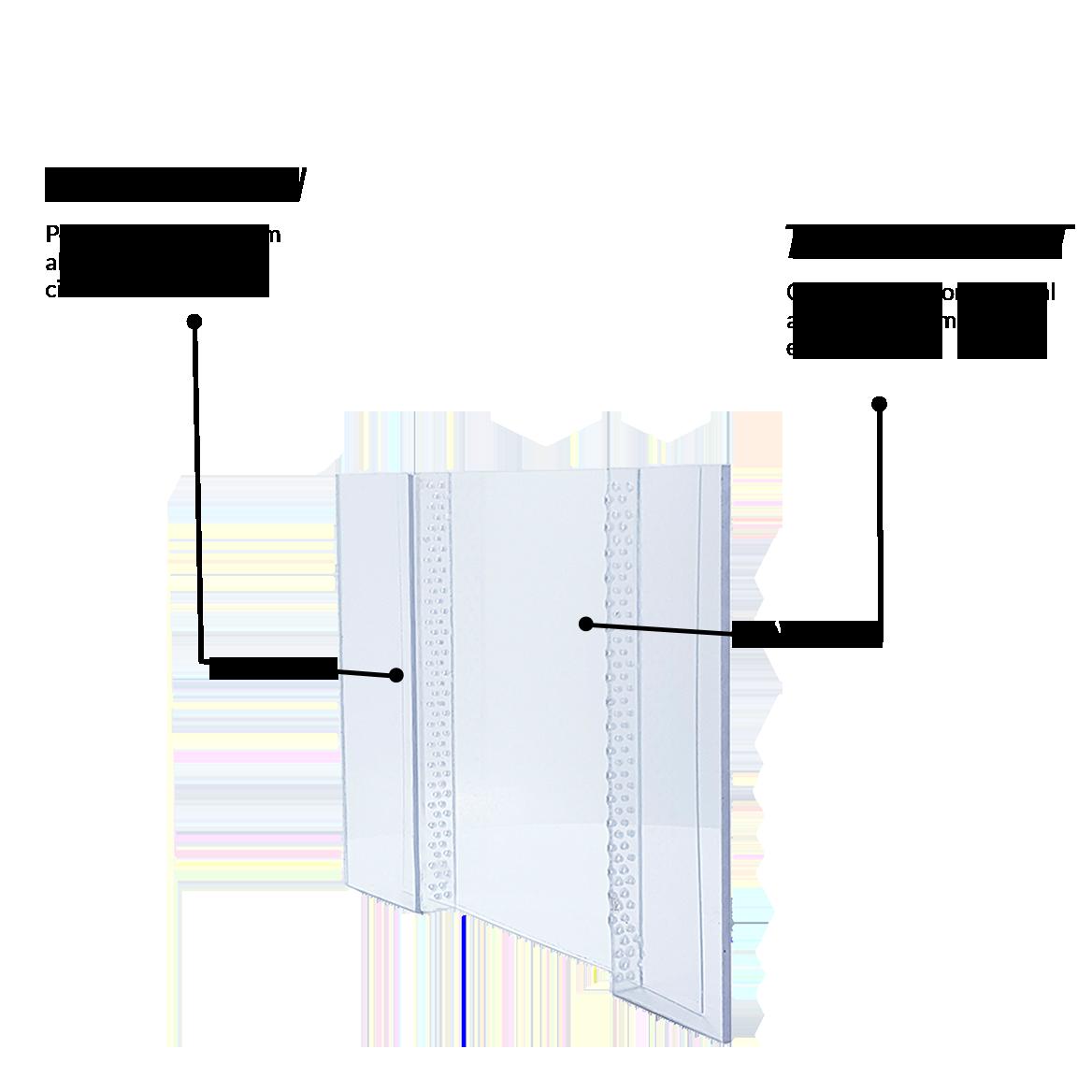 Attic Bright - Ventilation & Translucent